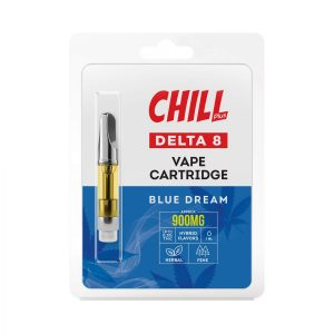 chill-plus-delta-8-vape-cartridge-blue-dream-900mg