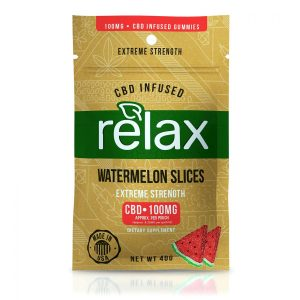 relax-gummies-cbd-infused-watermelon-slices-100mg