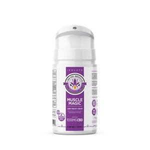 CBD Oil Biotech Muscle Magic Joint Relief Cream - 500mg